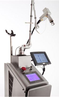 Le laser Co2 fractionné utilisé par le Dr David à Metz